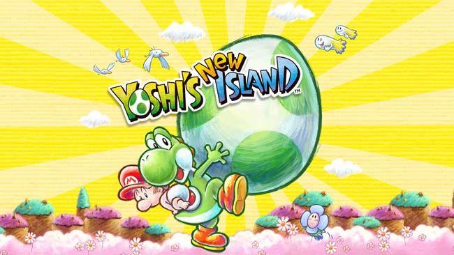 Yoshi's New Island ROM – 3DS Eshop CIA  (USA) - http://www.ziperto.com/yoshis-new-island-rom/