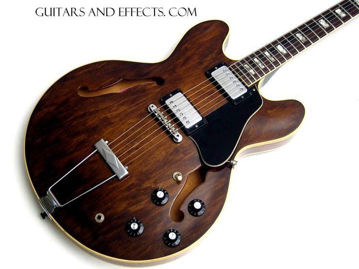 1982 Gibson 335 Es Td Guitar