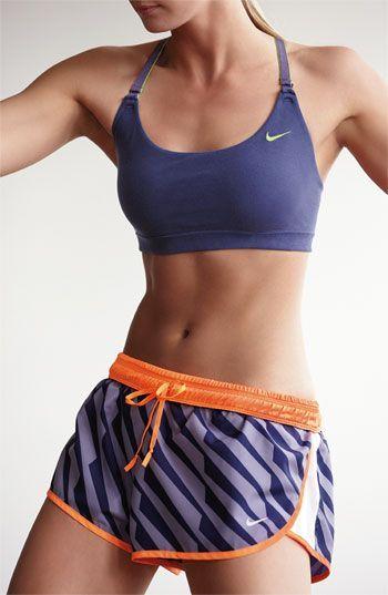 Nike Bra & Shorts <3<3https://groups.diigo.com/group/lengthened-tops-cozy-orange-yoga-clothing