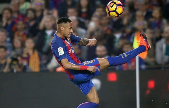 le Magnifique dribble de Neymar (Video) - Direct Foot