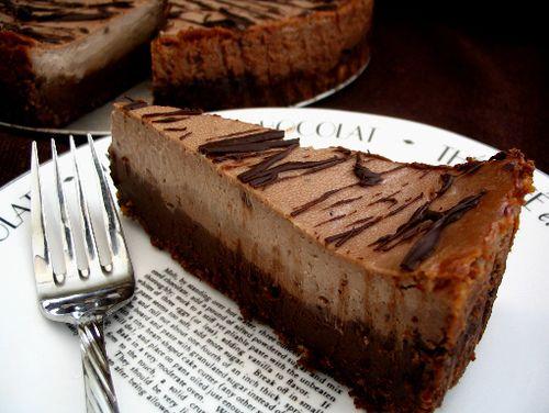 cioccolato e ricotta