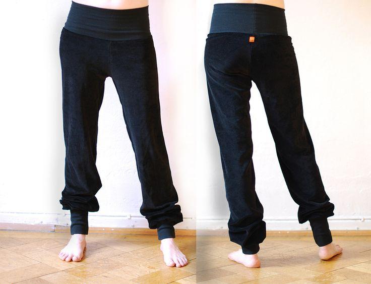 NickiHose Bio! Öko! XS-XL schwarz Cmig von Cmig - Schwedisches Design aus Hannover        auf DaWanda.com