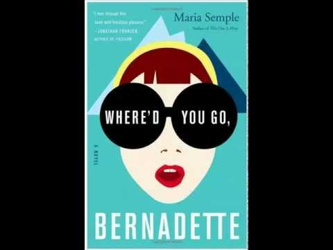 where did you go Bernadette, great send up of PC Seattle, internet culture, coming of age and a mystery rolling into one.