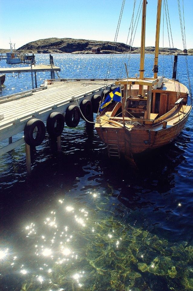 Sweden in Summer. My favorite...