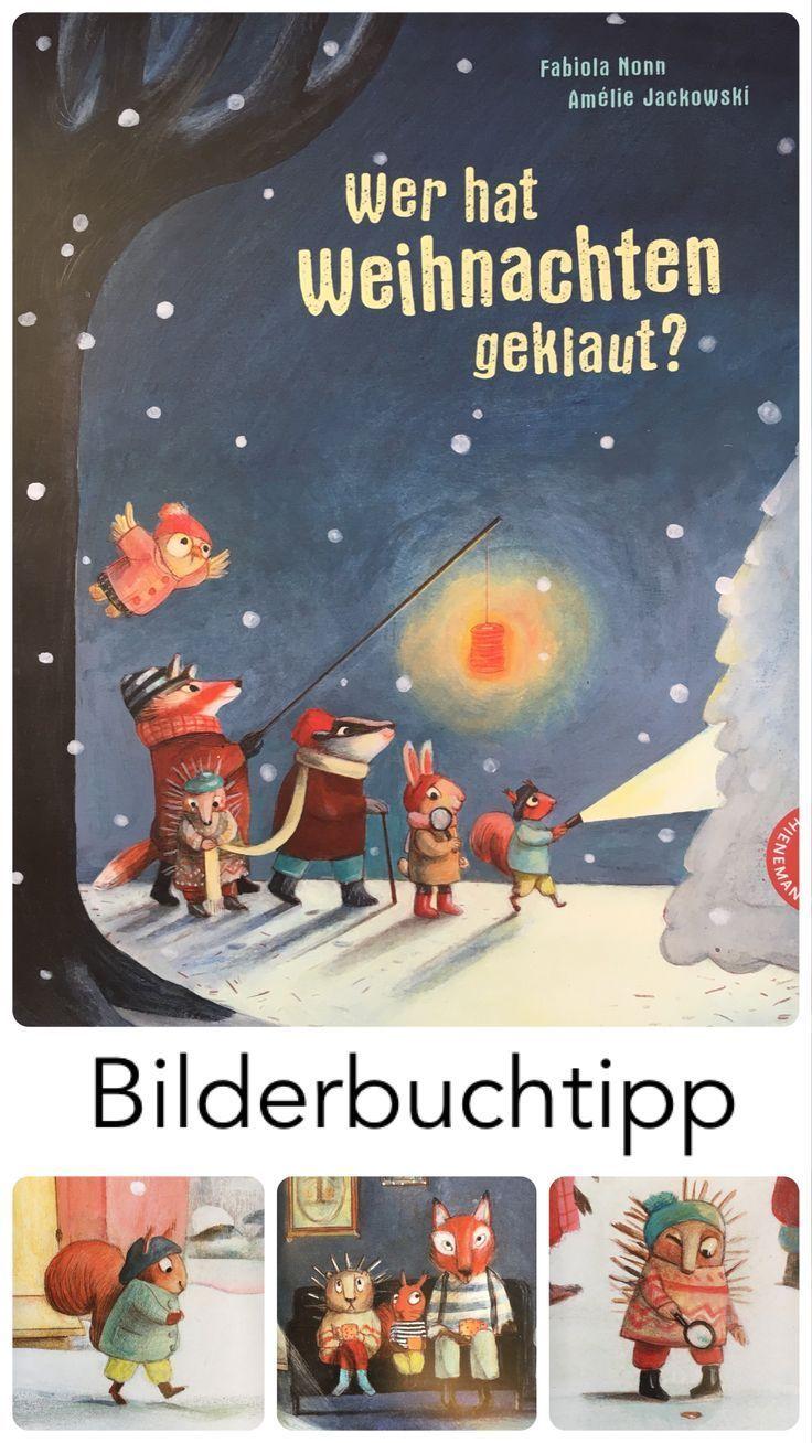 Kinderbücher Weihnachten.Wer Hat Weihnachten Geklaut Inspiration Wertvolle Kinderbücher