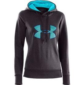 Under Armour Women's Storm Big Logo Hoodie II - Dick's Sporting Goods