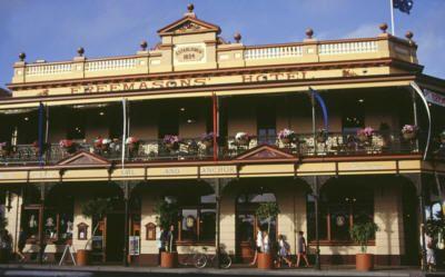 Sail and Anchor Hotel and Microbrewery, Fremantle WA. #Australia.