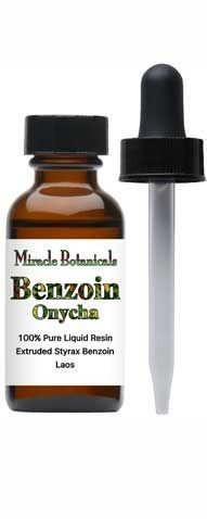 Benzoin liquid resin comes from the Styrax benzoin, a small tree originally native to Indonesia that grows throughout Eastern and Southeaster