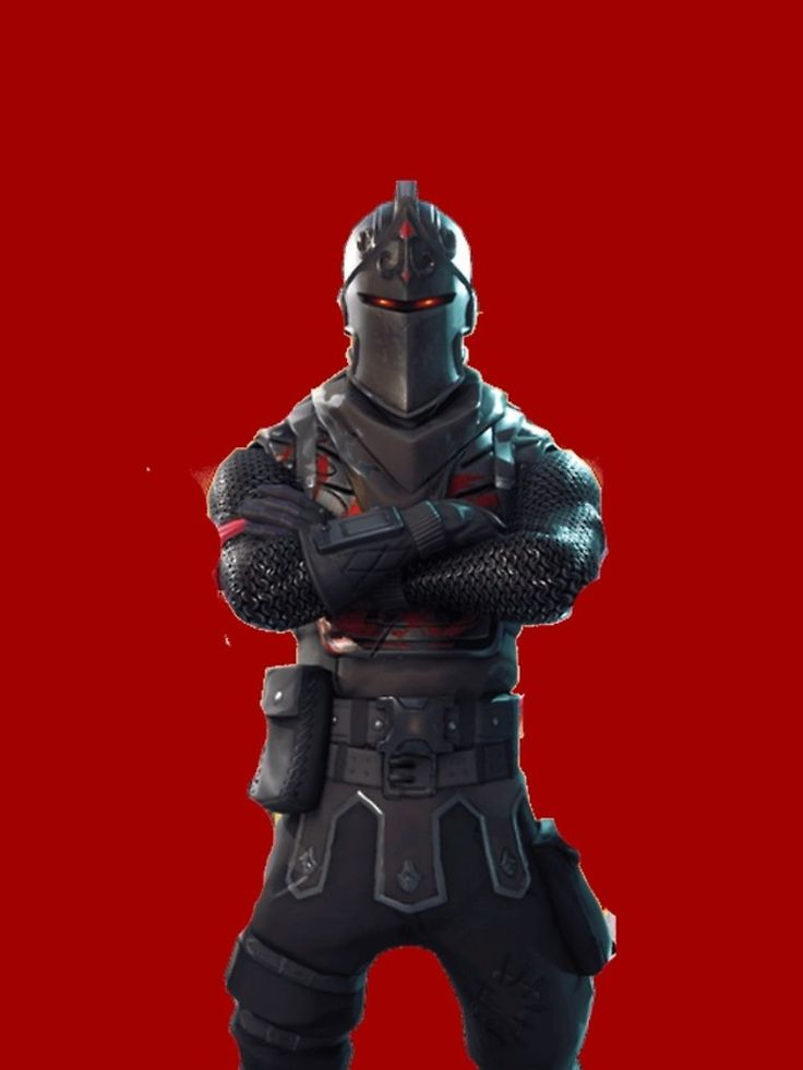 Number 2: The second best skin in Fortnite BR is the Black ...