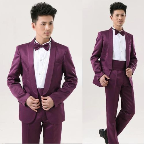 vans authentic burgundy mens tuxedo blazer