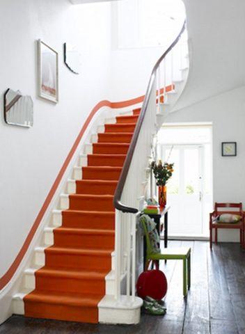 colour carpet with same colour trim