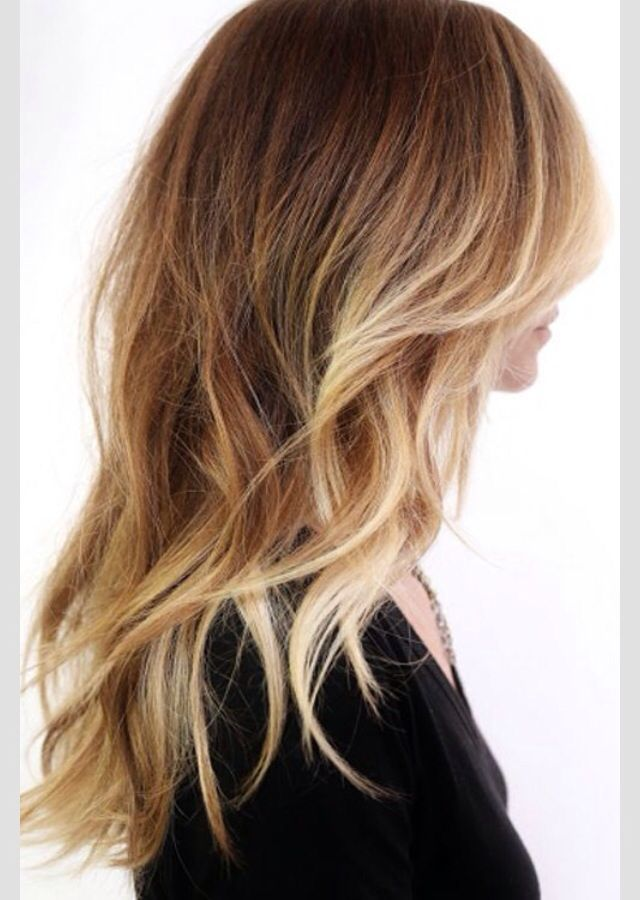 Like grown-out sunkissed highlights  -Sugarscape.com