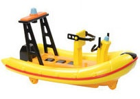 Fireman Sam Vehicle - Neptune Boat