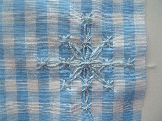 Chicken Scratch - Snowflake