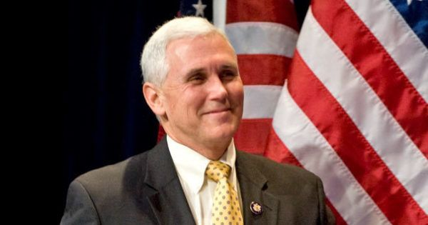 Vice President Mike Pence unloaded on The New York Times this weekend — and President Donald Trump took to Twitter to get his vice president's back. After an allegedly faked Times report that Pence was positioning himself to run against Trump in the next election... #mikepence #newyorktimes #nyt
