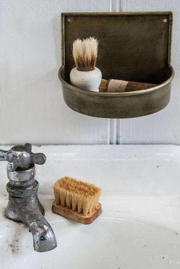 Tinsmith Soap Holder | The Society inc by Sibella Court
