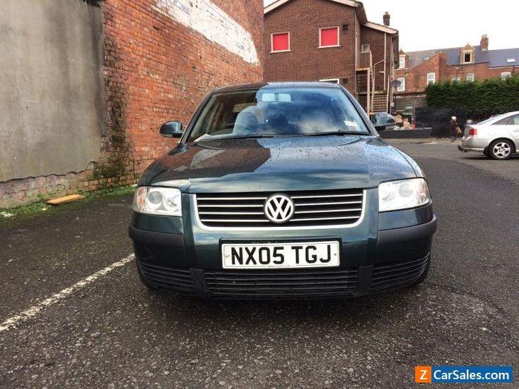 VW PASSAT - TDi 'HIGHLINE; 2005. GENUINE 60000 MILES. #vwvolkswagen #passat #forsale #unitedkingdom