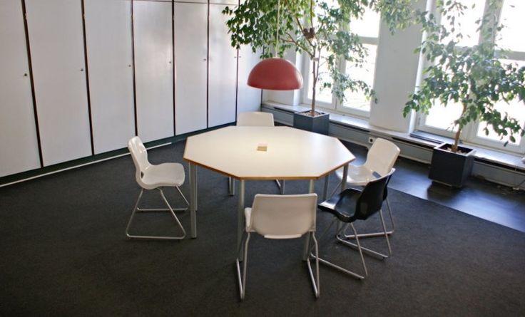 Arbeitsplätze in denkmalgeschütztem Architekturbüro #Büro, #Bürogemeinschaft, #Köln, #Office, #Coworking, #Cologne