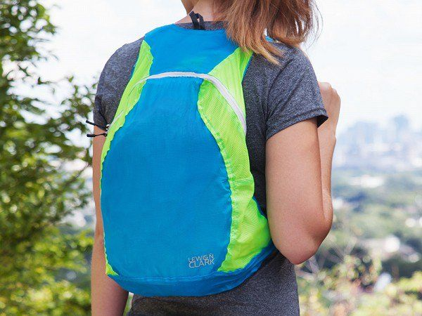 These collapsible backpacks & duffels, discovered by The Grommet, weigh in at just under three ounces and are made to last.