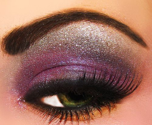 Light Purple Eye Shadow