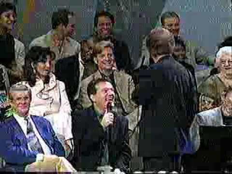 "Mark Lowry & Bill Gaither Comedy/""Turn Your Radio On""--good comedy...the video is not the best but it's a great time to listen to the music after laughing at the antics of Mark and Bill"