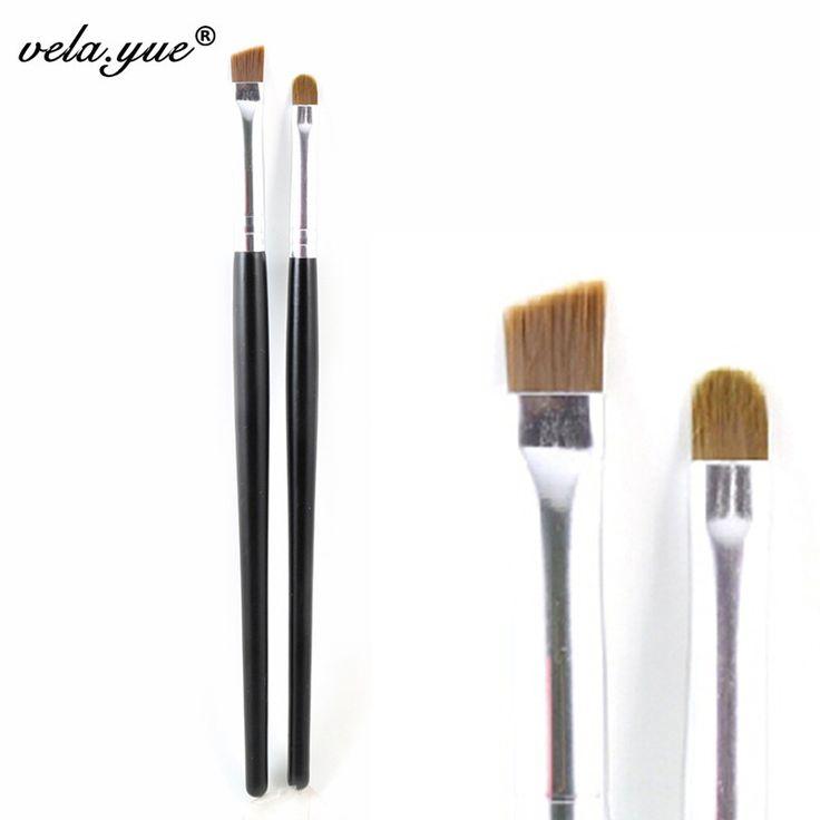 $2.39 (Buy here: https://alitems.com/g/1e8d114494ebda23ff8b16525dc3e8/?i=5&ulp=https%3A%2F%2Fwww.aliexpress.com%2Fitem%2FProfessional-Eyliner-Brush-Eyebrow-Brush-Angled-Round-2pcs-Eyes-Makeup-Brush%2F32297093678.html ) Professional Eyliner Brush Eyebrow Brush Angled+Round 2pcs Eyes Makeup Brush for just $2.39