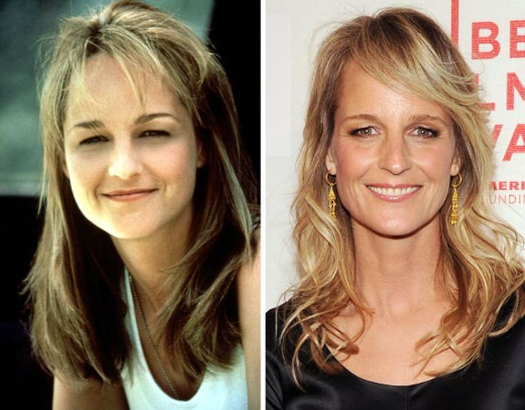 Helen Hunt has managed to age gracefully without caving to the pressures of Hollywood.