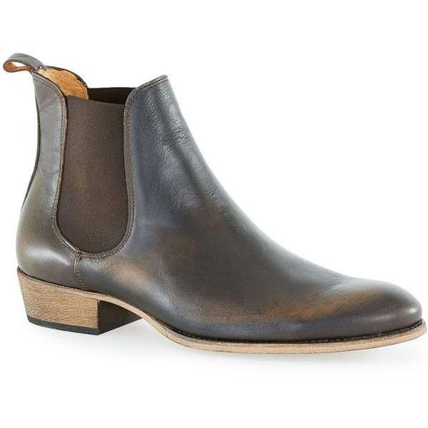 Mens Tan Boots, Brown Leather Boots Mens, Men's Boots, Mens Brown Leather  Shoes, Tan Chelsea Boots, Shoes Men, Fashion Men, Guy Fashion, Men Boots