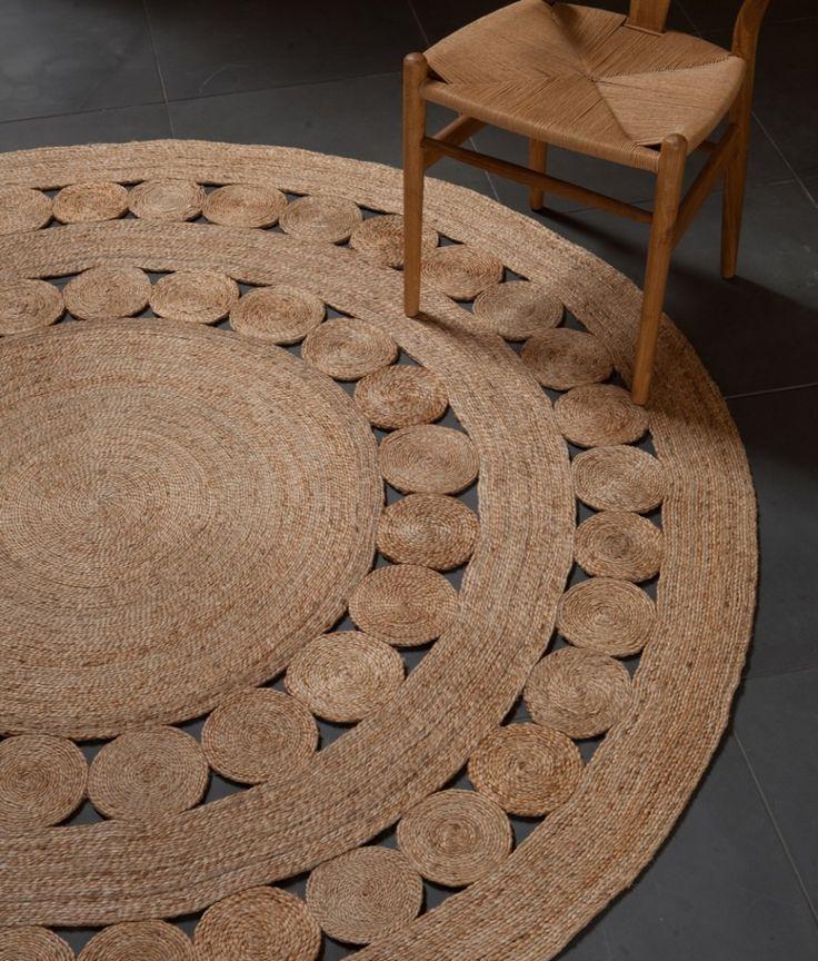 Flower Weave - Dandelion | Armadillo: http://armadillo-co.com/item-category/rugs/