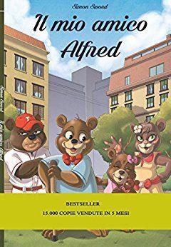 Il mio amico Alfred, un libro per tratta la disabilità con parole semplici, Alfred è un piccolo orsetto che ha difficoltà a camminare.