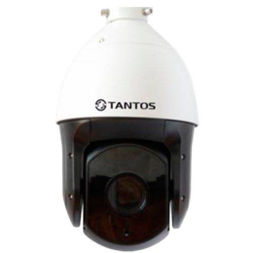 Купольная скоростная камера Tantos TSi-SDL2Z18IR TSi-SDL2Z18IR Tantos TSi-SDL2Z18IR - видеокамера скоростная купольная поворотная уличная с интеллектуальной ИК подсветкой до 120 метров, двухмегапиксельная. Разрешение 1920x1080 со скоростью потока 25 к/с, чувствительность 0.2 Люкс (день) / 0.1 Люкс (ночь), Н.264/H.264 двойное кодирование. WDR, 2D/3D DNR, день/ночь, механический ИК-фильтр, 18х оптическое увеличение. Питание 12VDC/4A. БП в комплекте, встроенная грозозащита, кронштейн в…