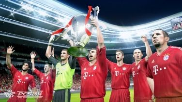PES 2014 Announced for Current-gen Consoles, First Details | EGMNOW