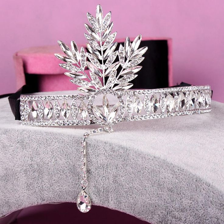 Bridal Headdress Korean Wholesale Europe And Diamond Marriage Accessories Hair Styling Crown Upscale Movies Property Wedding Hair Headband Accessories For Brides From Peaks, $16.89| Dhgate.Com