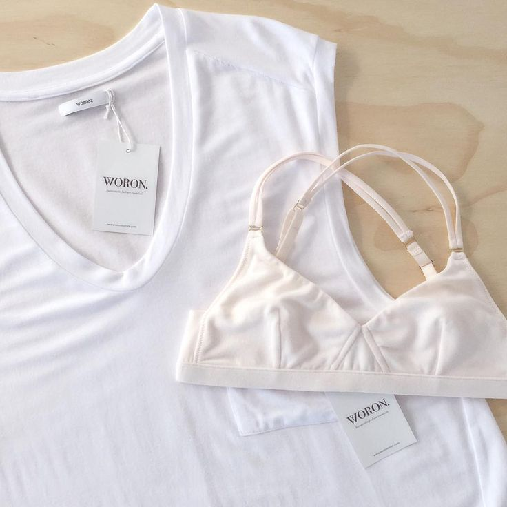 WHO SAYS THAT SUSTAINABILITY CAN'T BE SEXY?  #sunday #happiness in #movebase #softbra & #musclebase white top #sustainablefashion #essentials #SustainableDressing #OutfitOfTheDay #sustainabletothebone #woronstore #okotex #certified #underwear #yogawear #lingerie #bralette #yogabra #yogalove #woron