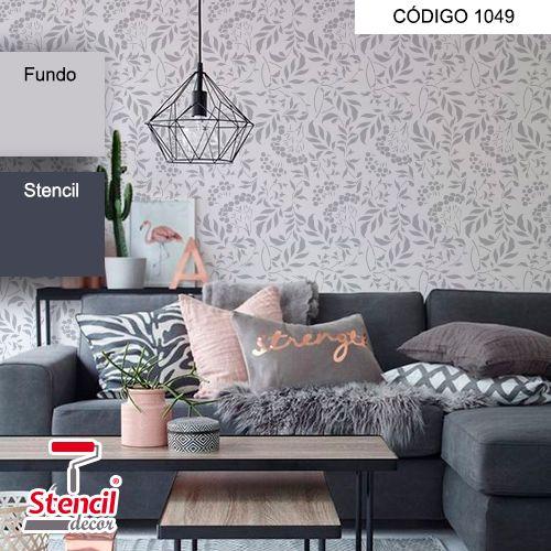 Daniella – Stencil Decorativo – Stencil Decor