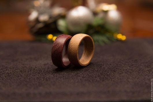 Деревянные обручальные кольца