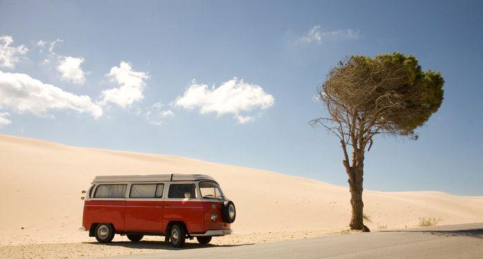 Volkswagen Camper Van Rental | VW Camper rentals spain southern spain