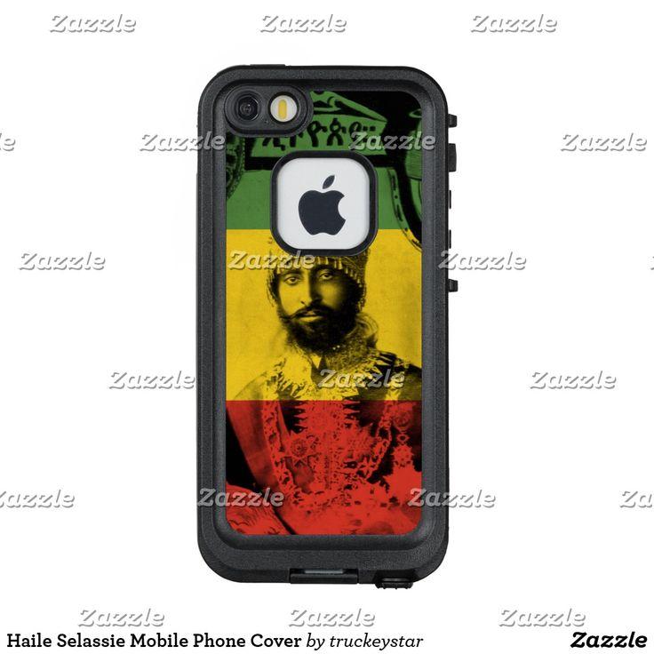Haile Selassie Mobile Phone Cover