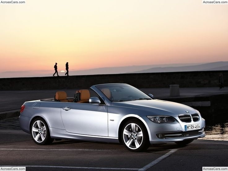 BMW 3-Series Convertible (2011)