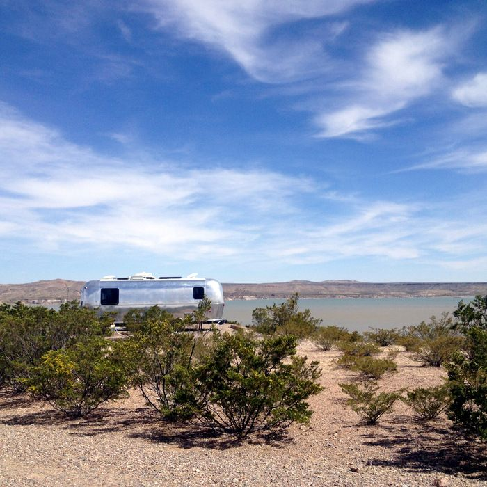 Camping Cabins National Forest Nm: Elephant Butte Lake State Park, South Monticello