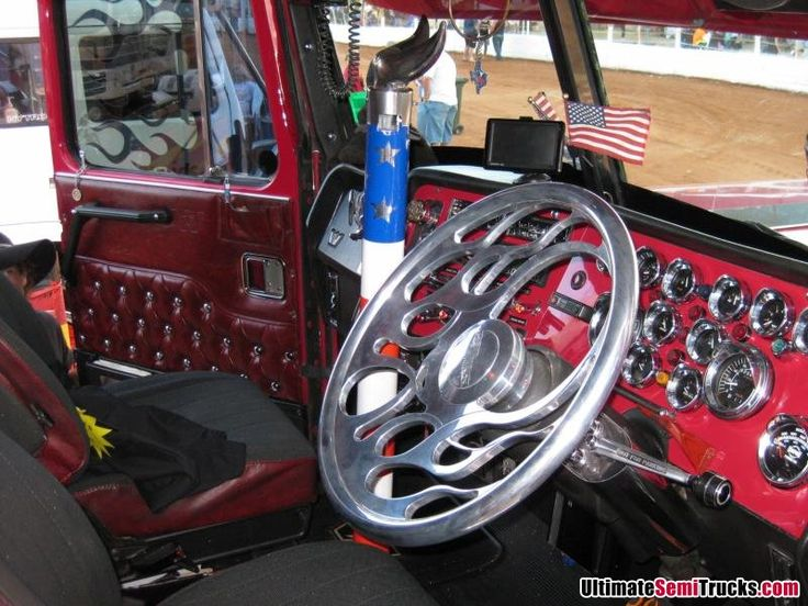 115 Best Images About Trucks (Interiors) On Pinterest