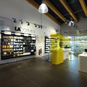 pharmacie design Lazzarin