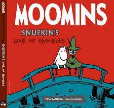 Snufkin's Book of Thoughts, Tove Jansson, Sami Malila #ScanAdventures