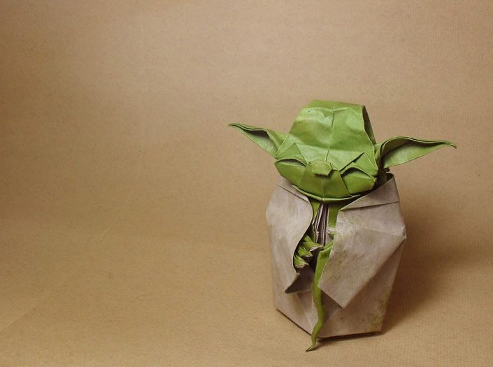 Best 25 origami yoda ideas on pinterest origami for Origami droid