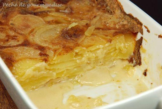 54 best images about cuisine gratins sal s on pinterest lasagne 2 and coque - Gratin de pommes de terre au four ...