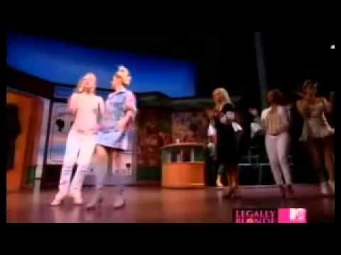 Legally Blonde the Musical Part 13 - Bend and Snap - YouTube