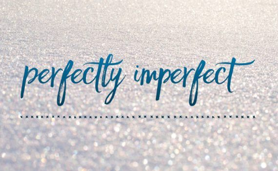 "BLOG: ""Perfectly Imperfect"" - Steve Maraboli"