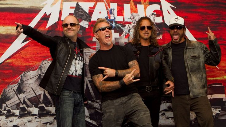 See Metallica Explain Why They're 2016's Record Store Day Ambassadors #headphones #music #headphones