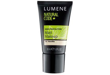 Natural Code by Lumene Skin Perfector -mattameikkivoide 30ml