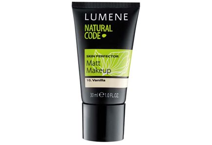 Natural Code by Lumene Skin Perfector -mattameikkivoide 30ml
